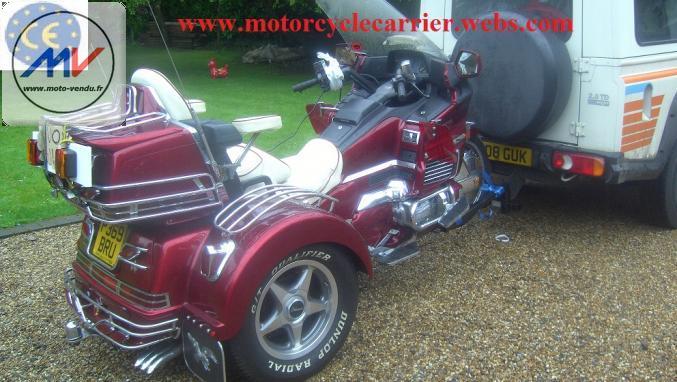 remorque moto bike carrier nouveau en europe france