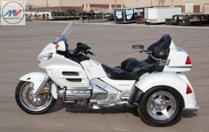 moto routi re gt sportif honda goldwing gl1800 trike. Black Bedroom Furniture Sets. Home Design Ideas