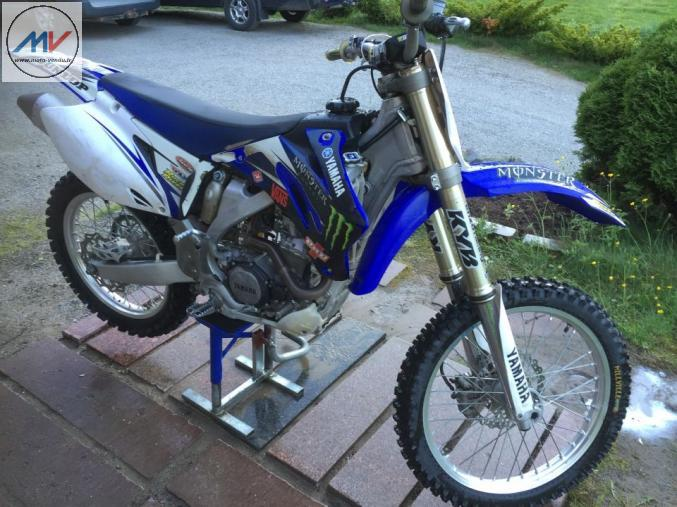 Moto Cross Enduro Trial Yamaha Yz 250 F Occasion Centre